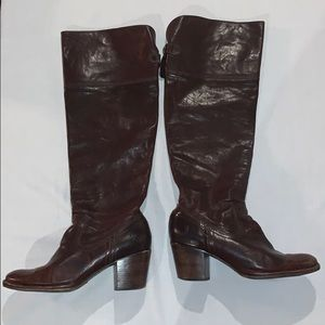 Super Slouchy Frye Boots